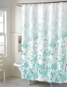 Style Lounge Kimberly Floral Print Shower Curtain