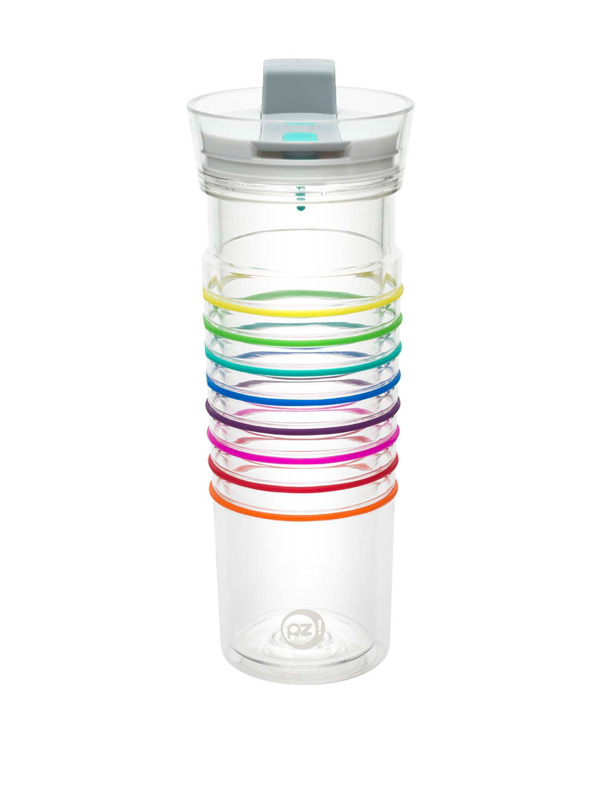 Zak Designs Clear Tumblers Drinkware