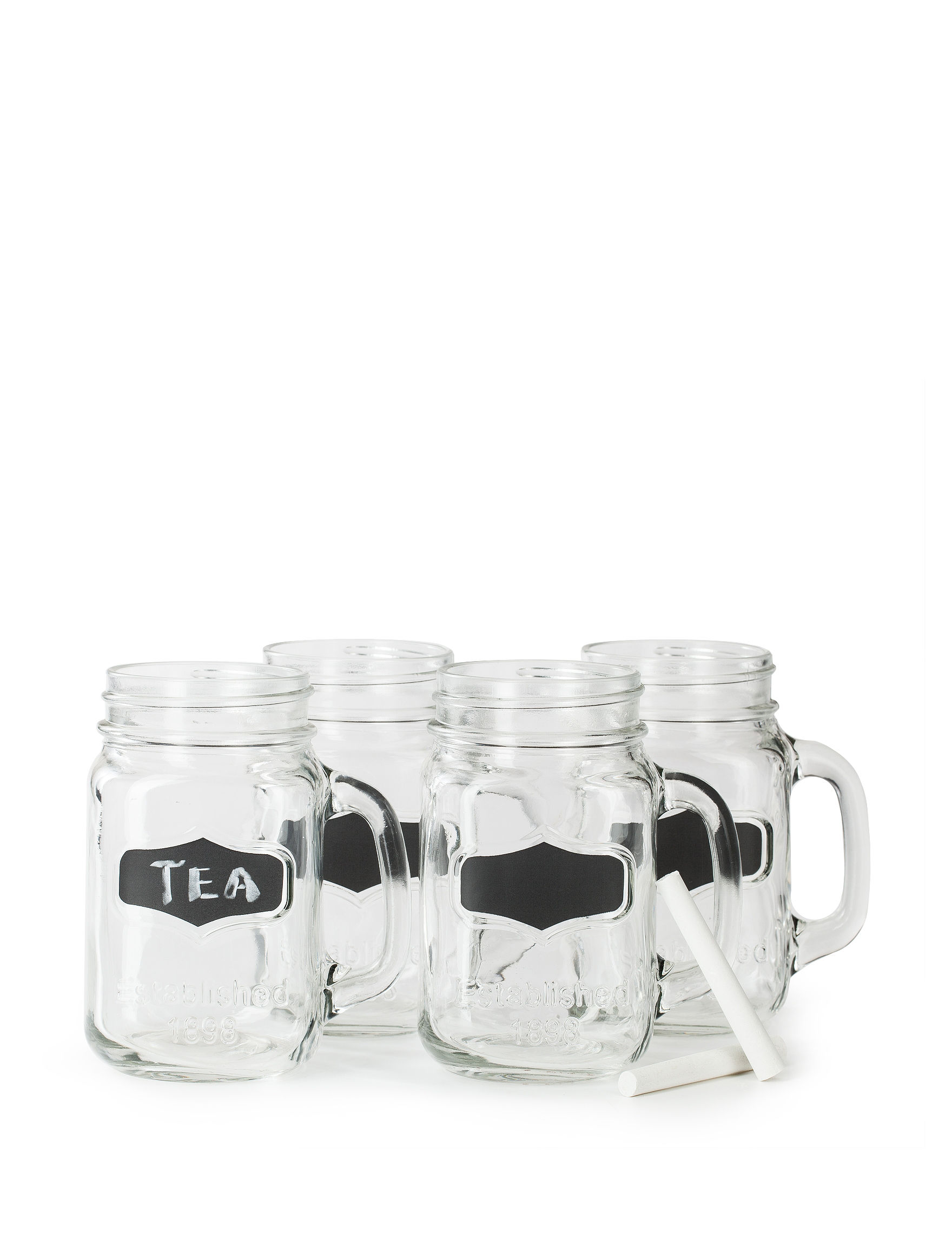 Circle Glass Clear Drinkware Sets Drinkware