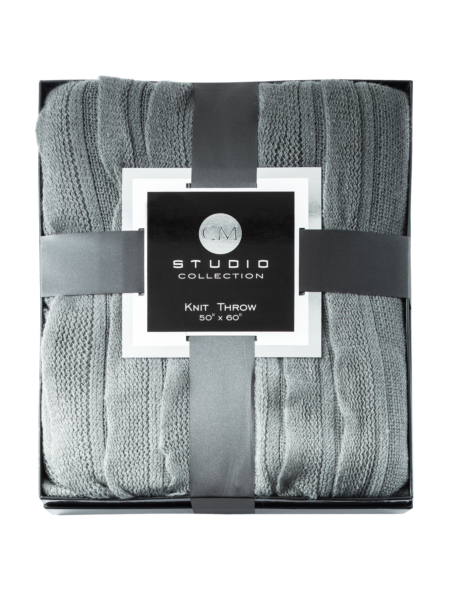 CM Studio Collection Smoke Blankets & Throws