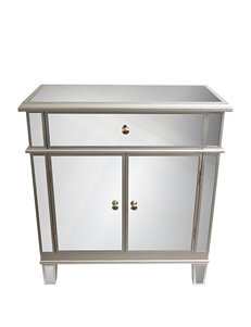 Decor Therapy Mirrored Chest