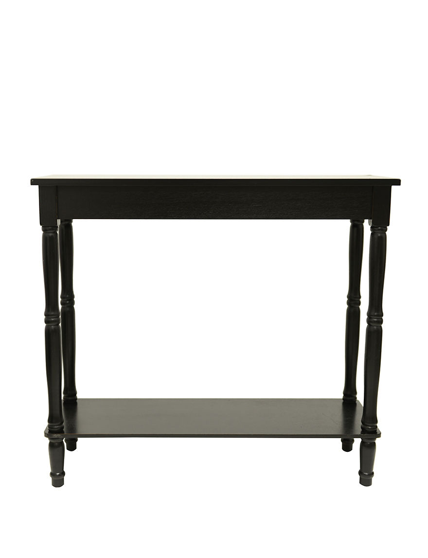 Decor Therapy Black Accent & End Tables Living Room Furniture