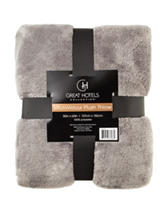 Great Hotels Collection Grey Throw