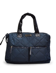 Adrienne Vittadini Quilted Satchel