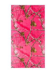 Realtree® Hot Pink Camo Print Beach Towel
