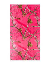 Realtree® Hot Pink Camo Print Beach Towel