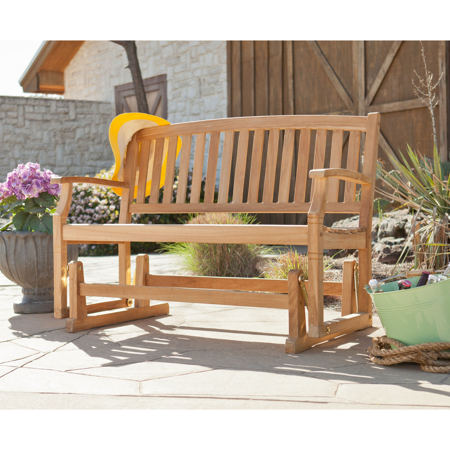Southern Enterprises Brown Patio & Outdoor Furniture