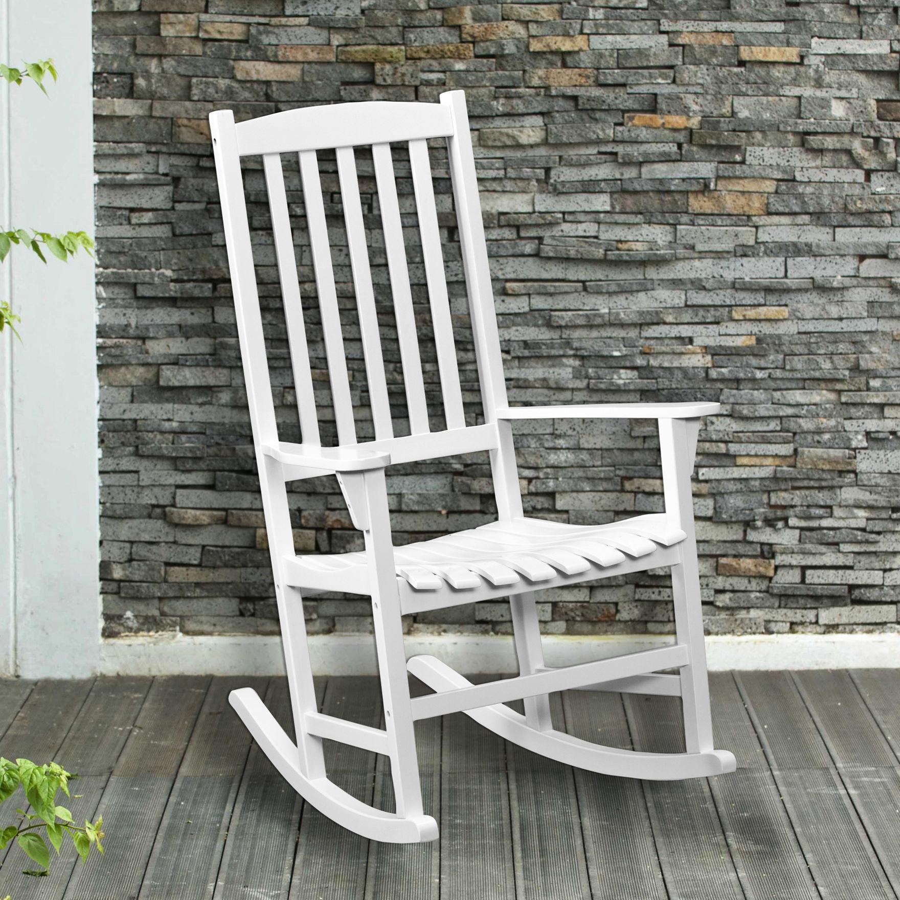 Southern Enterprises White Patio & Outdoor Furniture