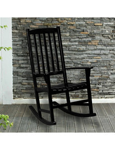 Southern Enterprises Black Patio & Outdoor Furniture