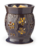 Candle Warmers Bloom 2-in-1 Flickering Fragrance Warmer