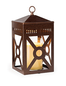Candle Warmers Brown Candles & Candle Holders Lights & Lanterns Outdoor Decor