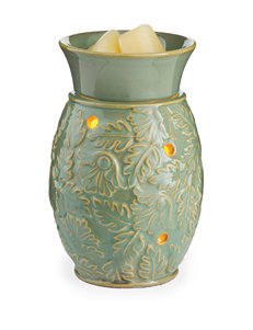 Candle Warmers Green Candles & Candle Holders