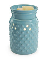 Candle Warmers Hobnail Midsize Illumination Fragrance Warmer