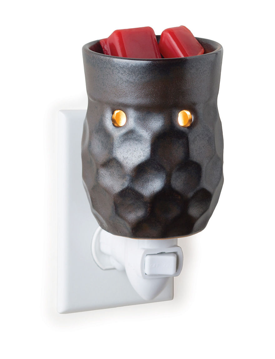 Candle Warmers Black Candles & Candle Holders
