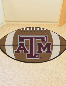 Fanmats Brown Accent Rugs Kitchen Rugs Outdoor Rugs & Doormats NCAA Outdoor Decor Rugs