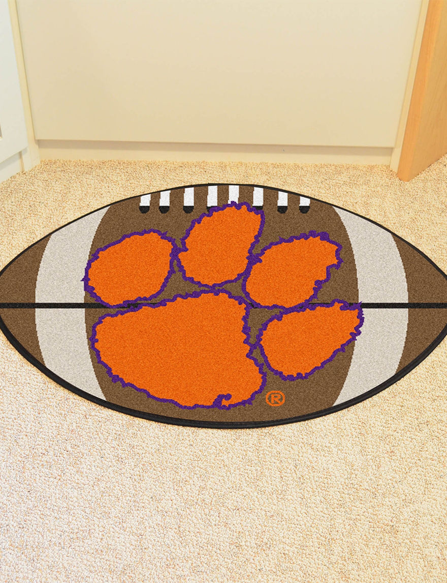 Fanmats Brown Accent Rugs Outdoor Rugs & Doormats NCAA