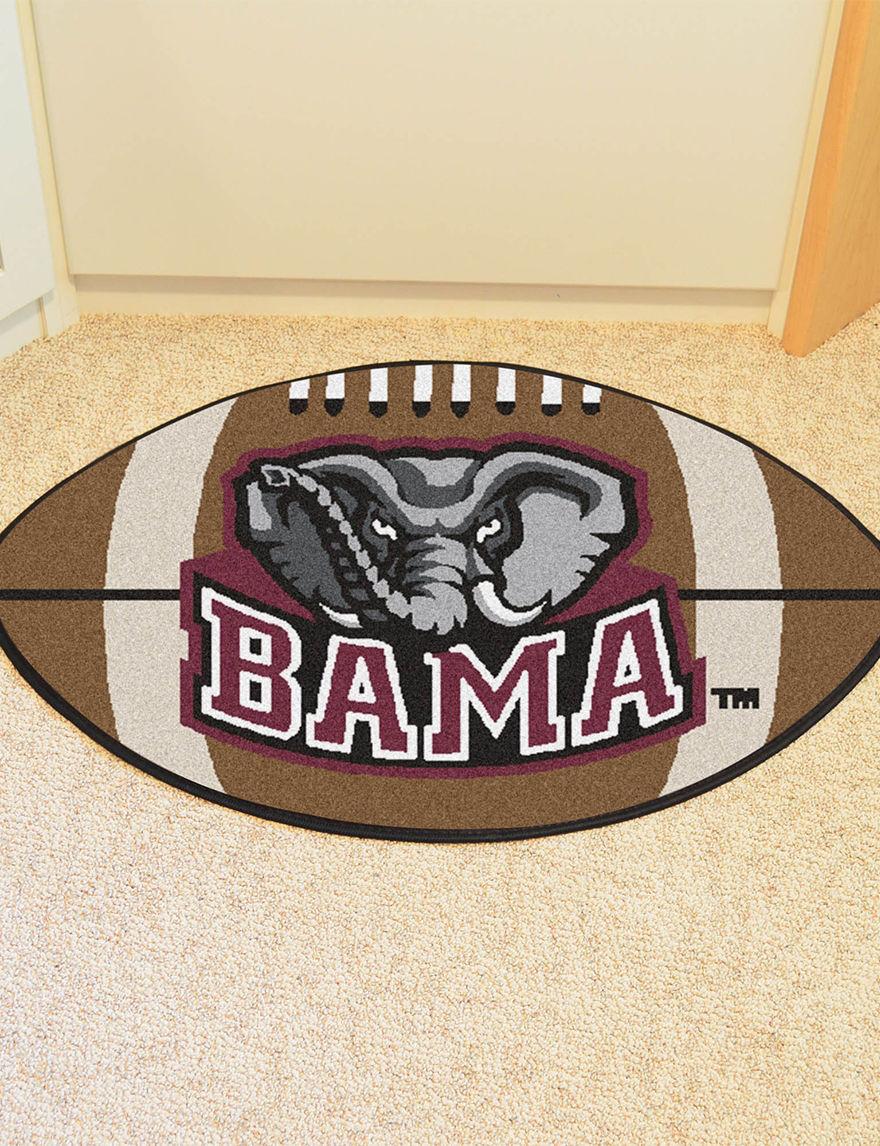 Fanmats Brown Accent Rugs Outdoor Rugs & Doormats NCAA Outdoor Decor