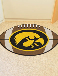 University of Iowa Football Mat