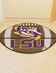 LSU Football Mat