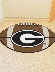 Fanmats Brown Outdoor Rugs & Doormats Outdoor Decor