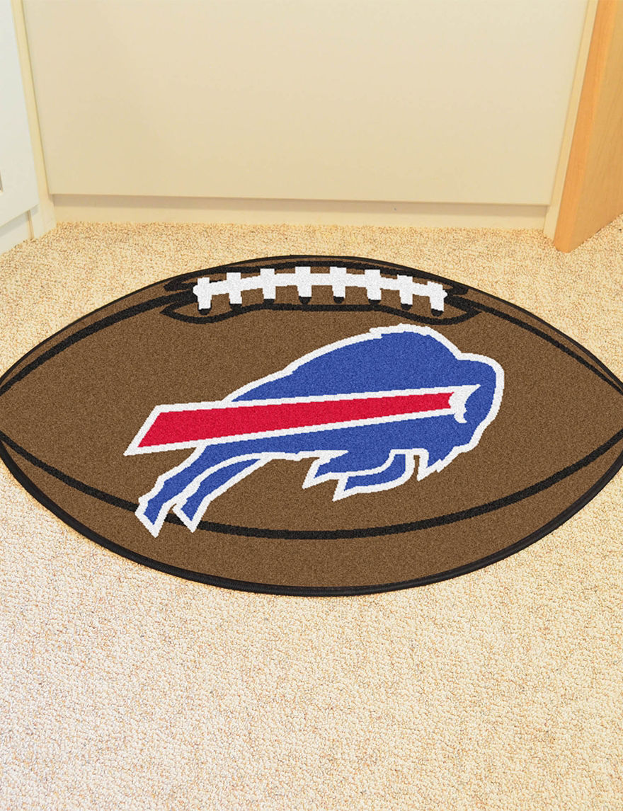 Fanmats Brown Accent Rugs Outdoor Rugs & Doormats NFL Rugs