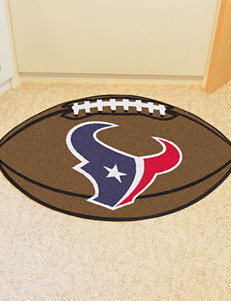 Houston Texans Football Mat