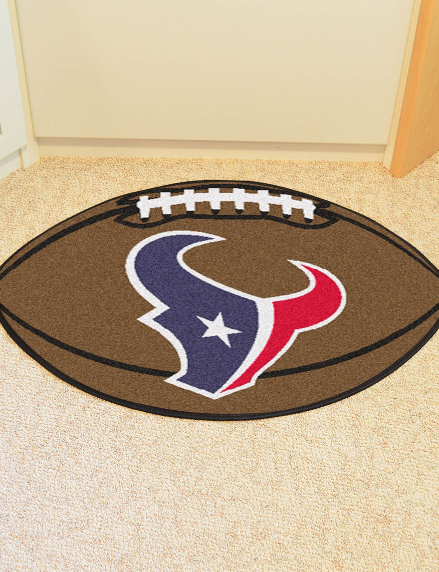 Fanmats Brown Outdoor Rugs & Doormats Outdoor Decor