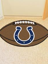 Indianapolis Colts Football Mat