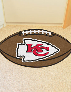 Kansas City Chiefs Football Mat