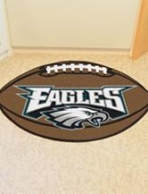Philadelphia Eagles Football Mat