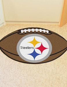 Pittsburg Steelers Football Mat