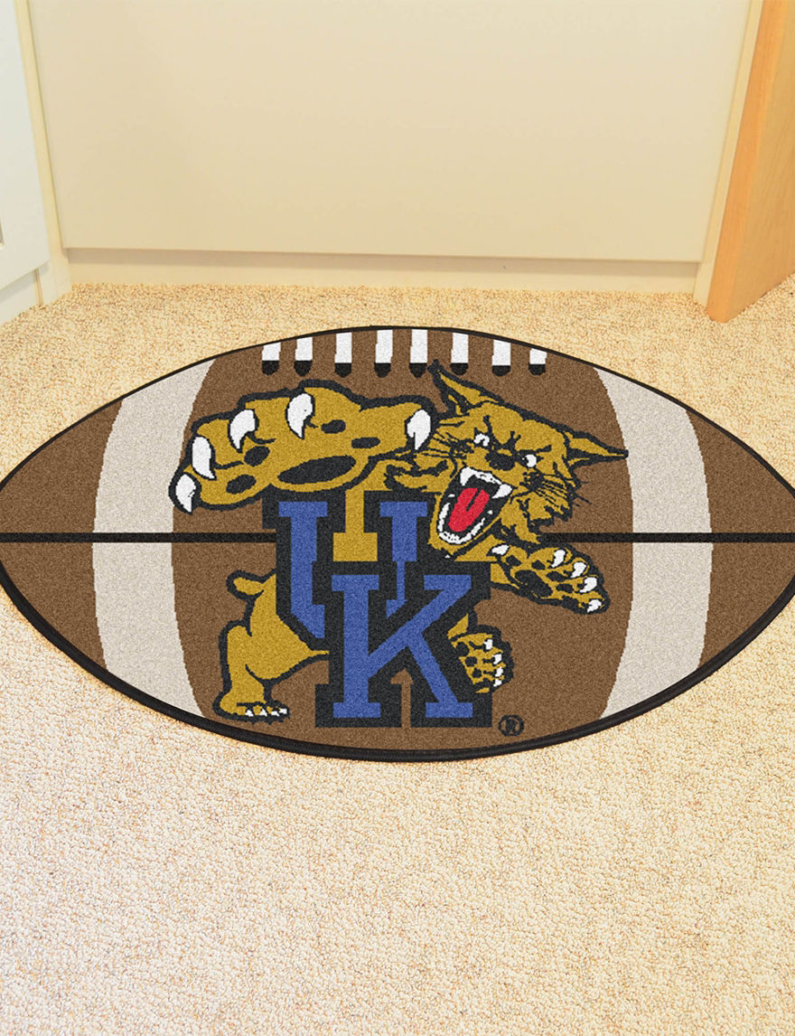 Fanmats Brown Accent Rugs Bath Rugs & Mats NCAA