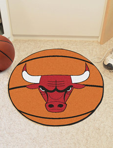 Fanmats Orange Accent Rugs NBA