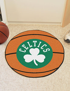 Fanmats Black Accent Rugs NBA Rugs