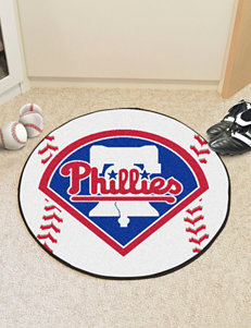 Philadelphia Phillies Baseball Mat