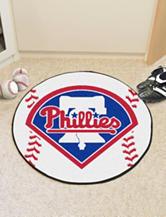 Philadelphia Phillies Baseball Mat