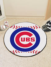 Chicago Cubs Baseball Mat