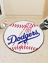 Los Angeles Dodgers Baseball Mat