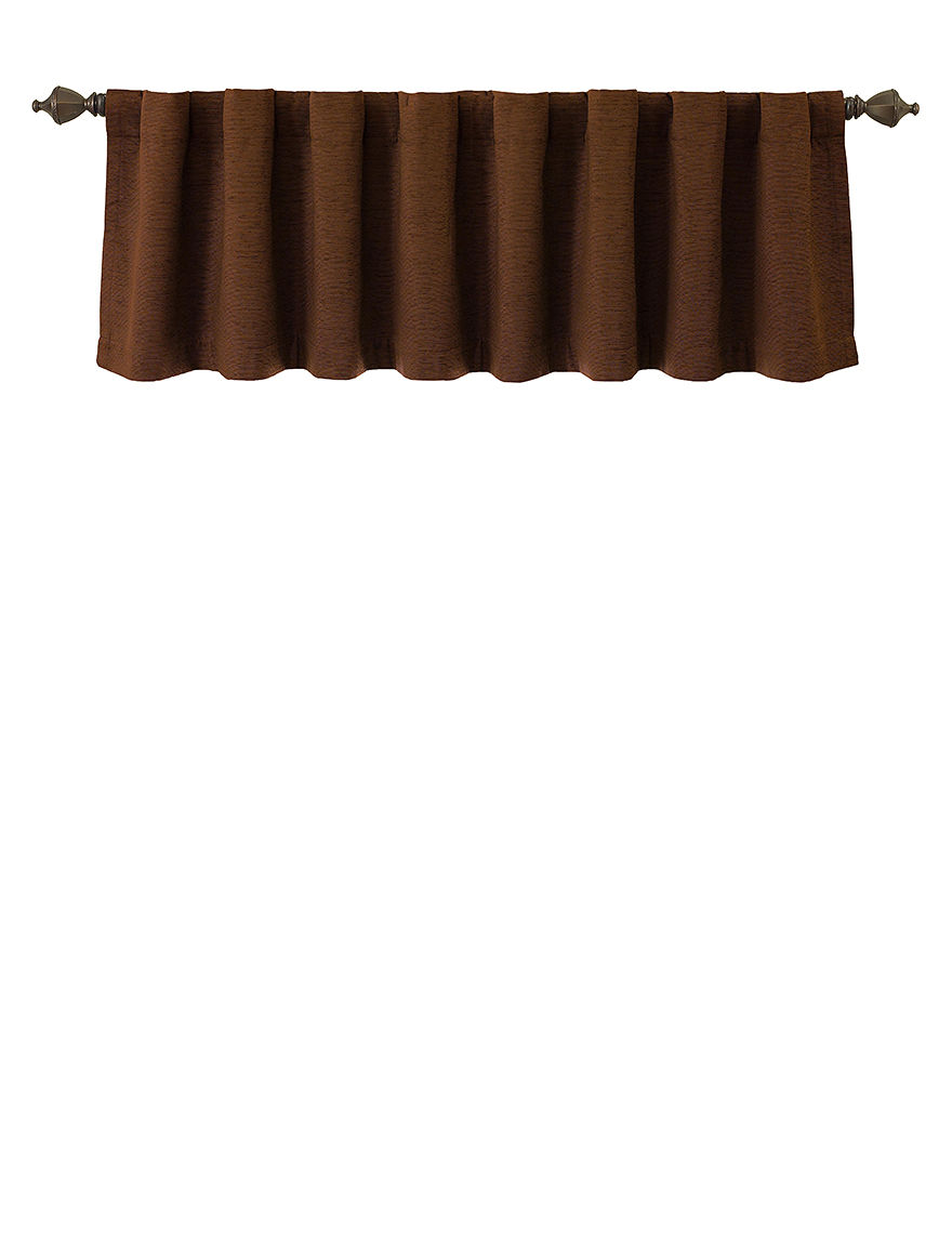 Ellery Chocolate Window Treatments