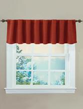 Ellery Sound Asleep Red Room-Darkening Window Valance