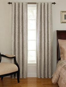 Ellery Grey Sound Asleep Room-Darkening Window Curtain Panel