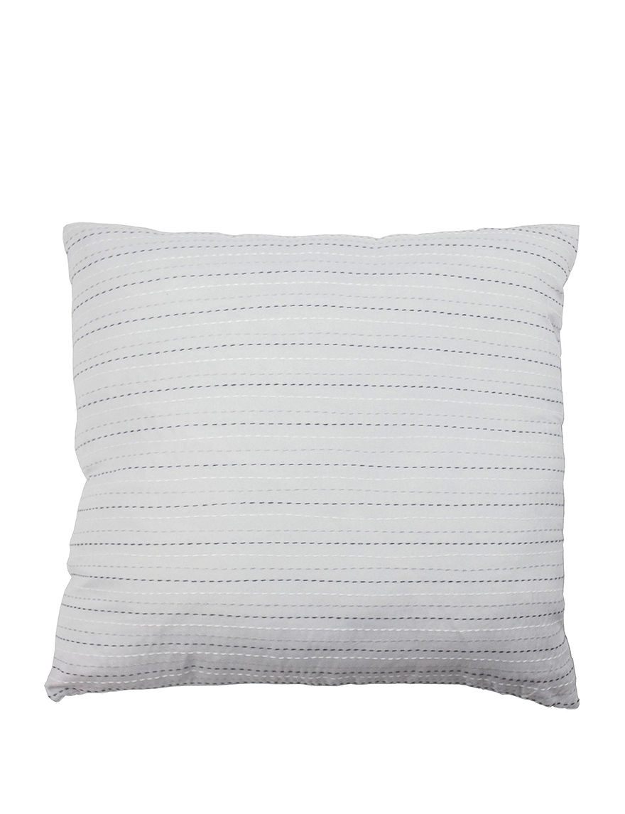 Ellery Grey Bed Pillows