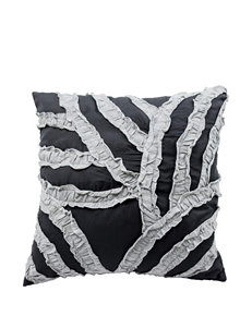 Ellery Grey Decorative Pillows