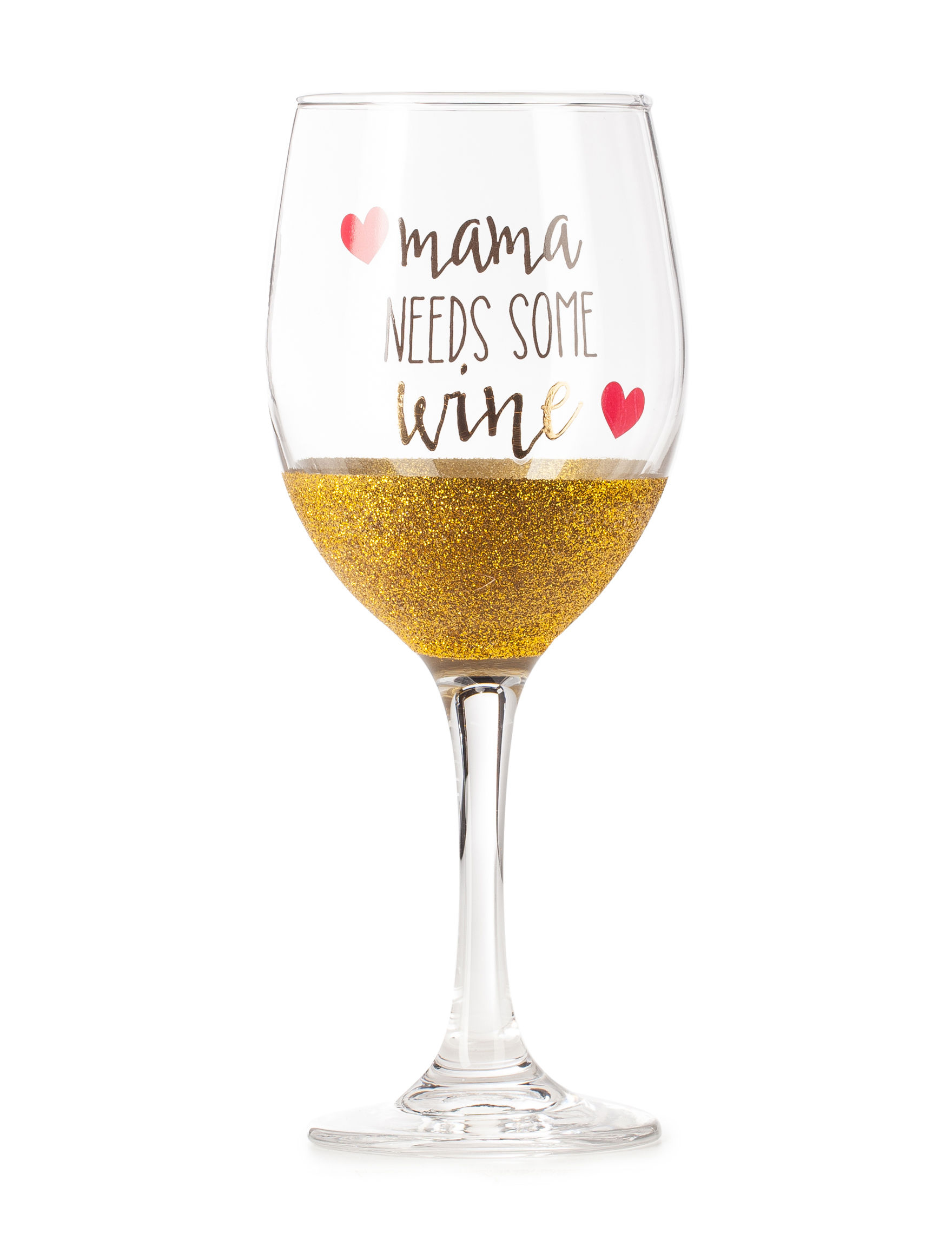 Formation Silver Wine Glasses Drinkware
