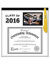 Malden 2016 Graduation Document & Frame Holder