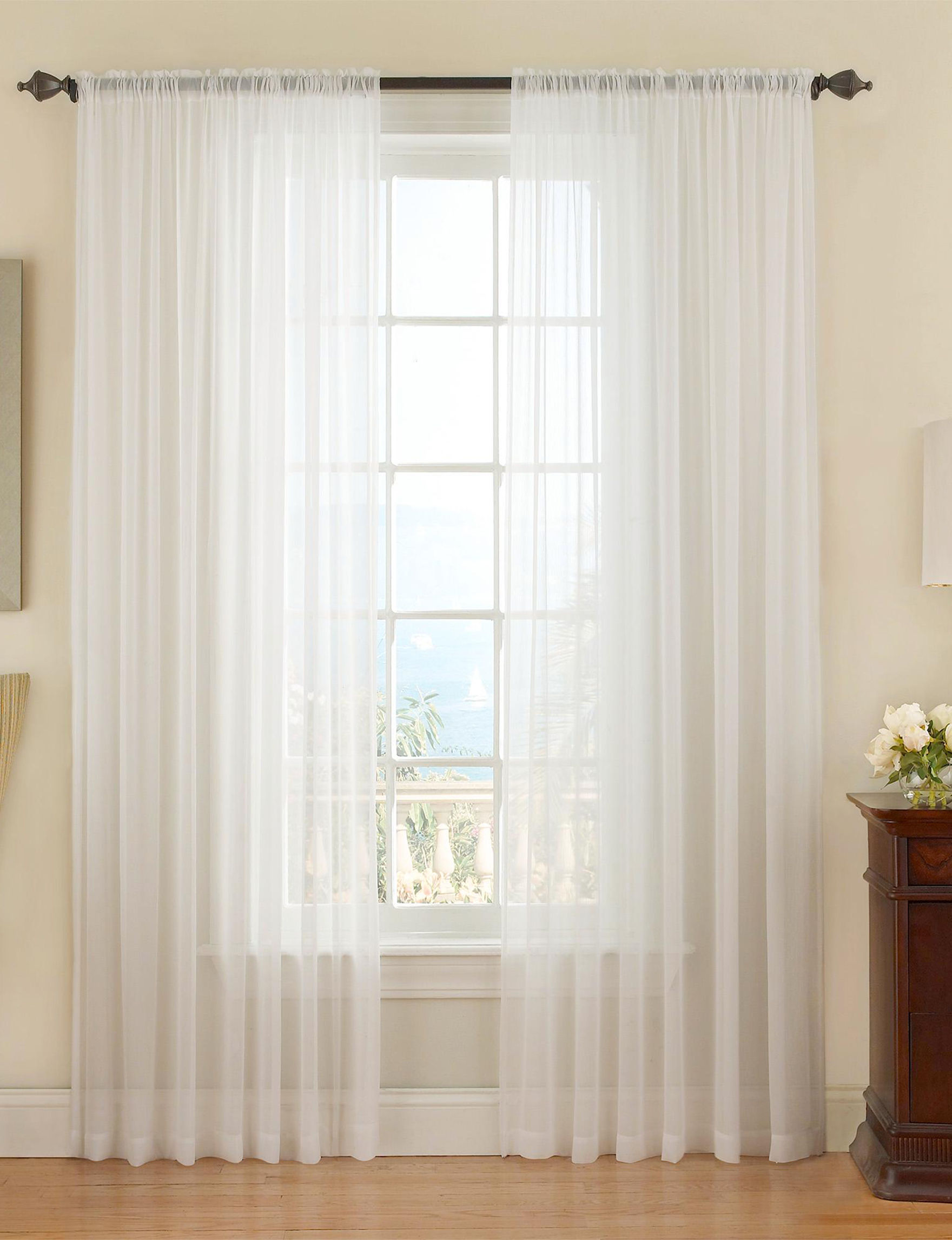 Ellery Ivory Curtains & Drapes