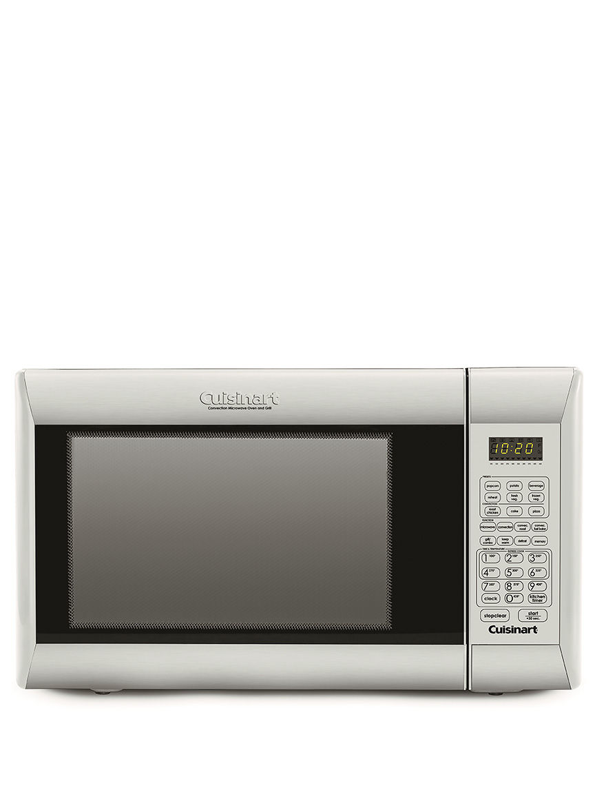 Cuisinart Stainless Microwaves Kitchen Appliances