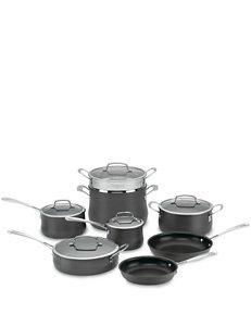 Cuisinart Black Cookware Sets Cookware