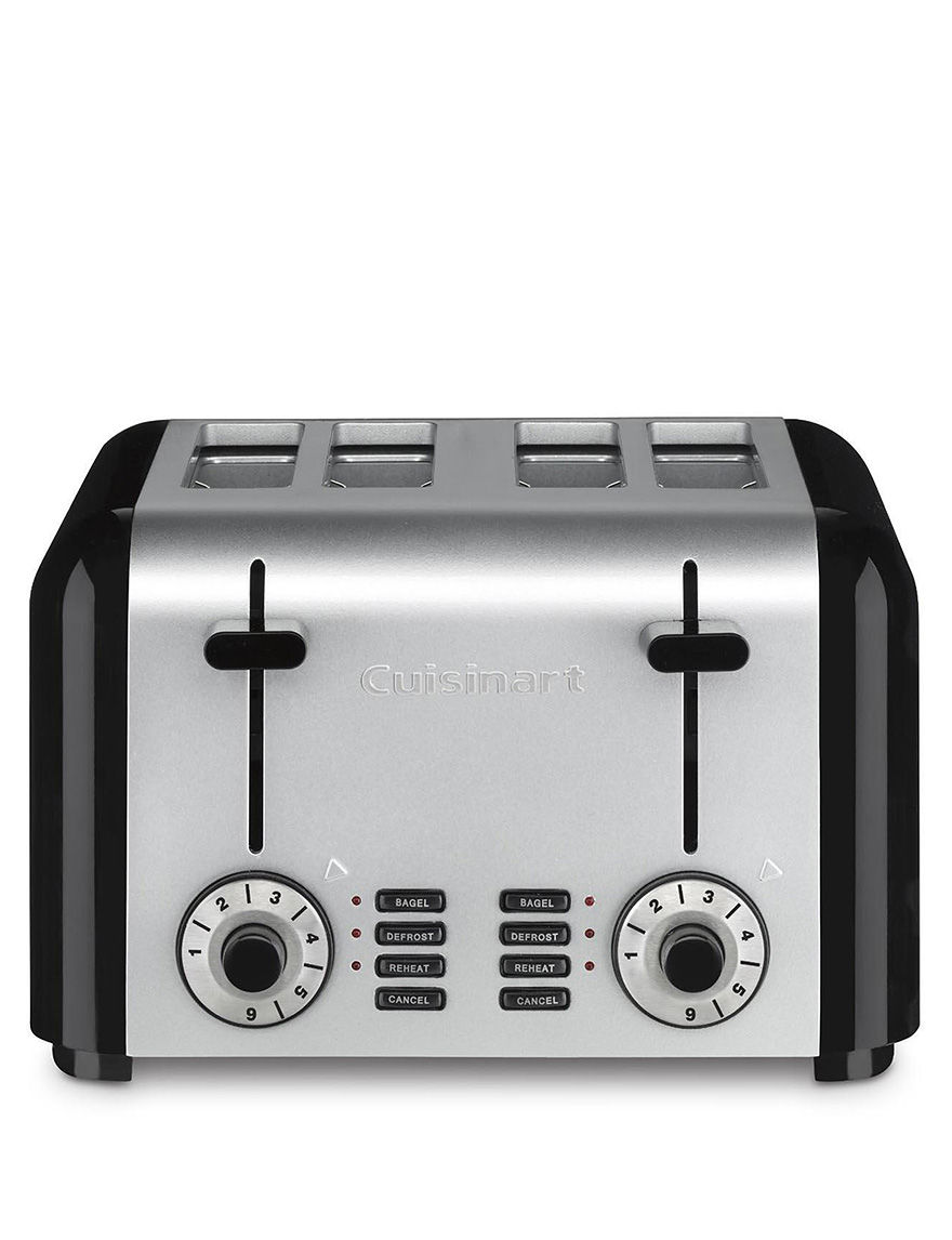 Cuisinart Silver Toasters & Toaster Ovens Kitchen Appliances