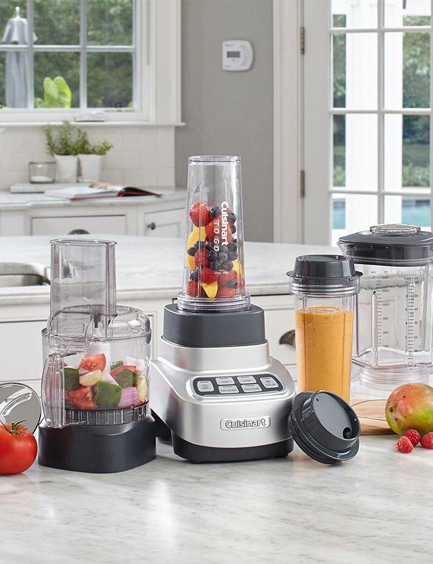 Cuisinart Silver Blenders & Juicers Kitchen Appliances